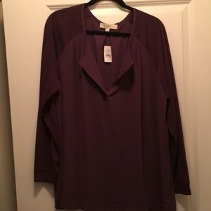 Ann Taylor LOFT Long Sleeve Top